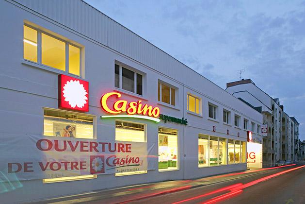 Supermarché Casino Nantes Buat